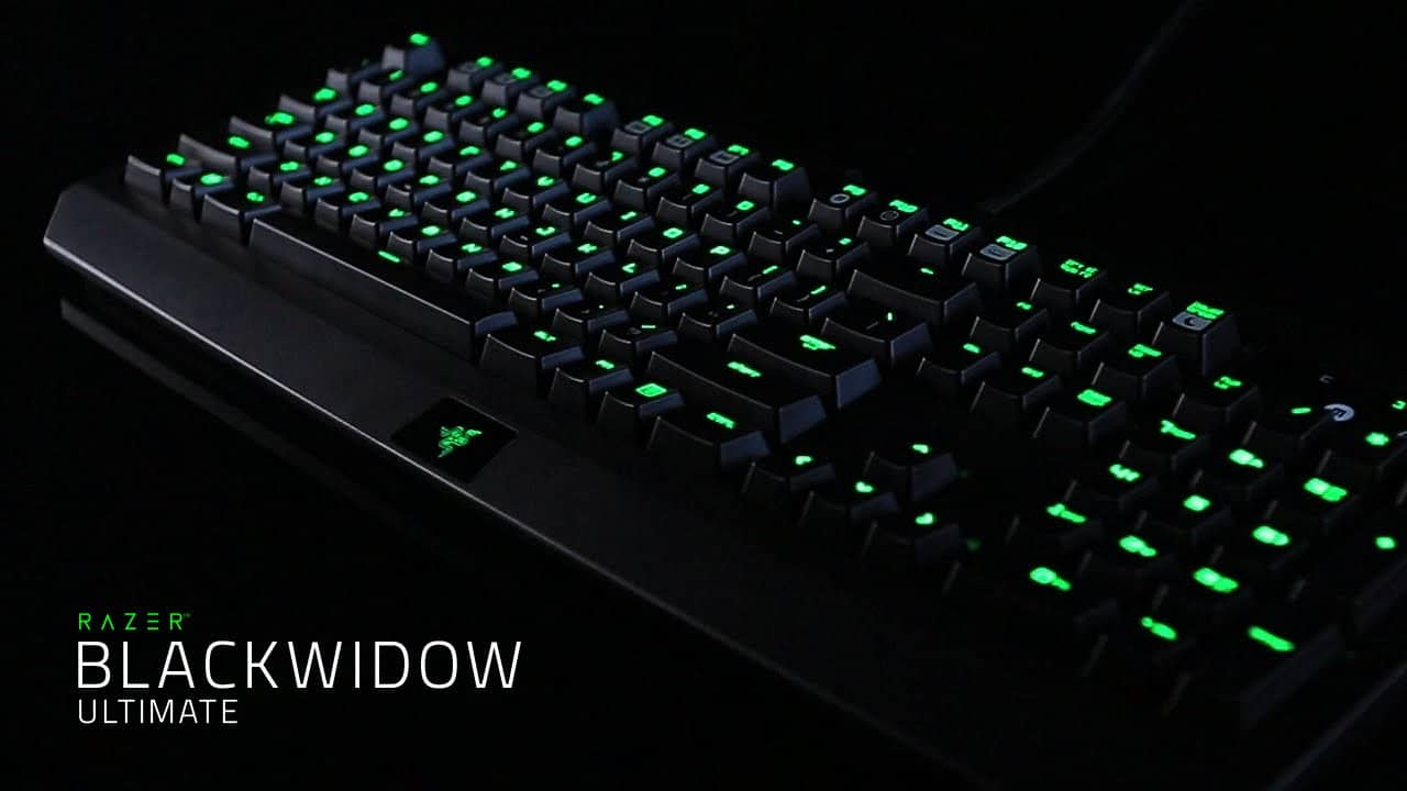 REVIEW: Teclado Razer BlackWidow Ultimate 2016